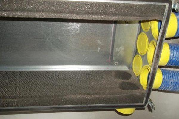 Verteilerbox-nachher_Proper-Wohnraumlueftung-Reinigung-Kontrolliert-Lueftungsreinigung